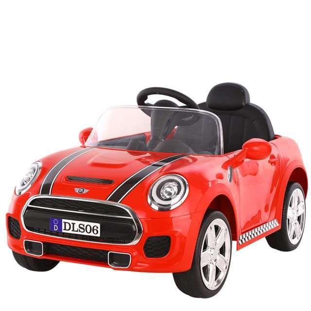China Mini Cooper Ride On Car Remote Control Kids Electric Battery Car For Kids New Model Girl Two Battery Two Motors Children Ride On Car Toy For Girl China Mini Cooper