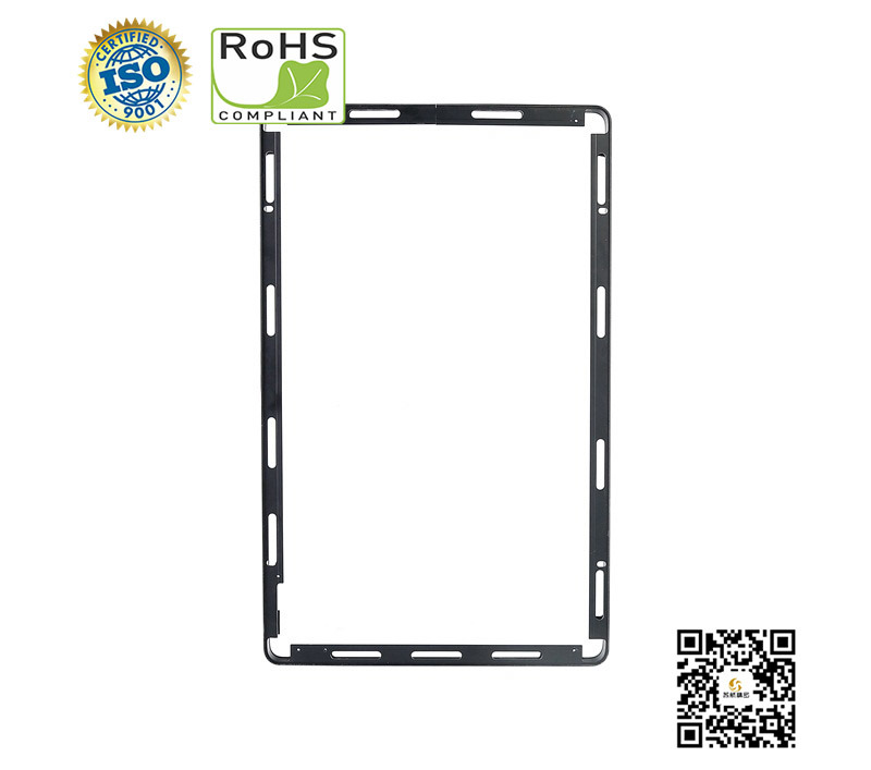 Aluminum Extruded Frame for LED Screen/Touch Screen/Advertising Machine/Televison Digital Photo Frame pictures & photos