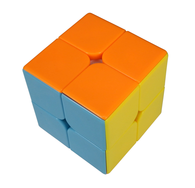 3D puzzle design Rubik Cube pin badge Retro metal enamel lapel pin