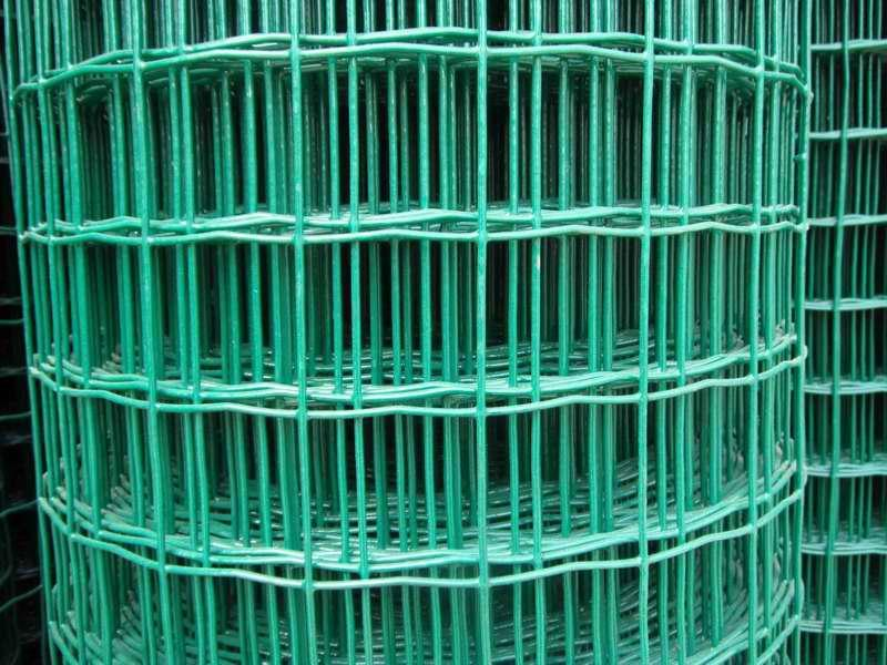 China PVC Coated Holland Wire Mesh-PVC-Coated Welded Wire Mesh ...