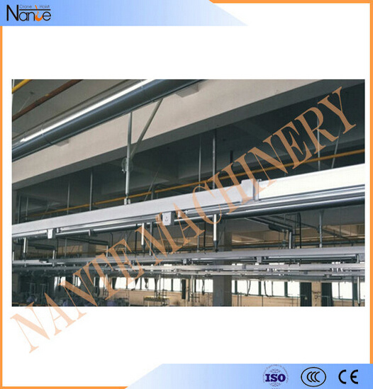 Aluminum Housing and PVC Insulator Electric Track Busway