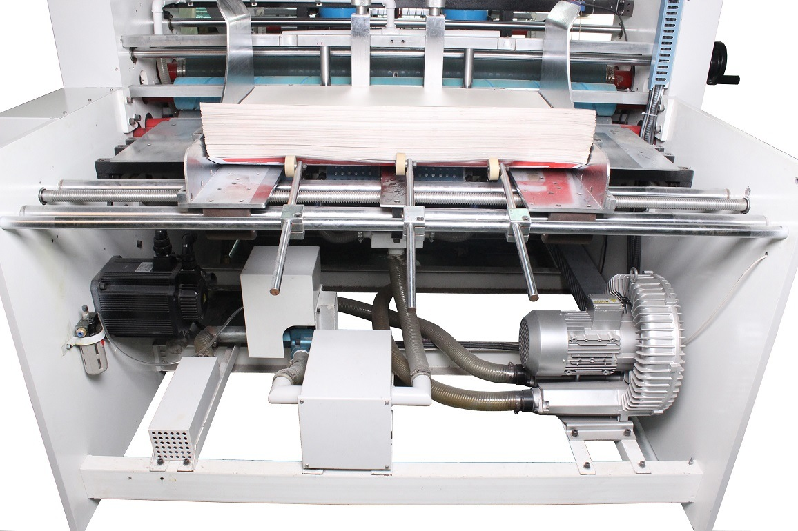 High Speed Servo Litho Laminator (ZYH-1450)