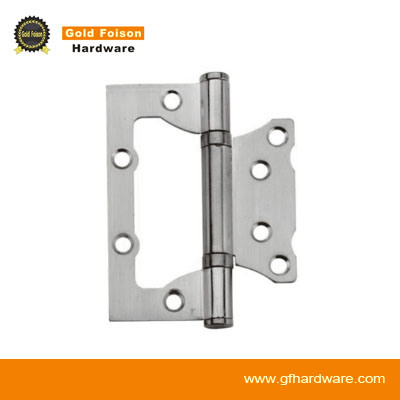S. S Door Hinge with Square Corner/ Door Hardware (5X3X3)
