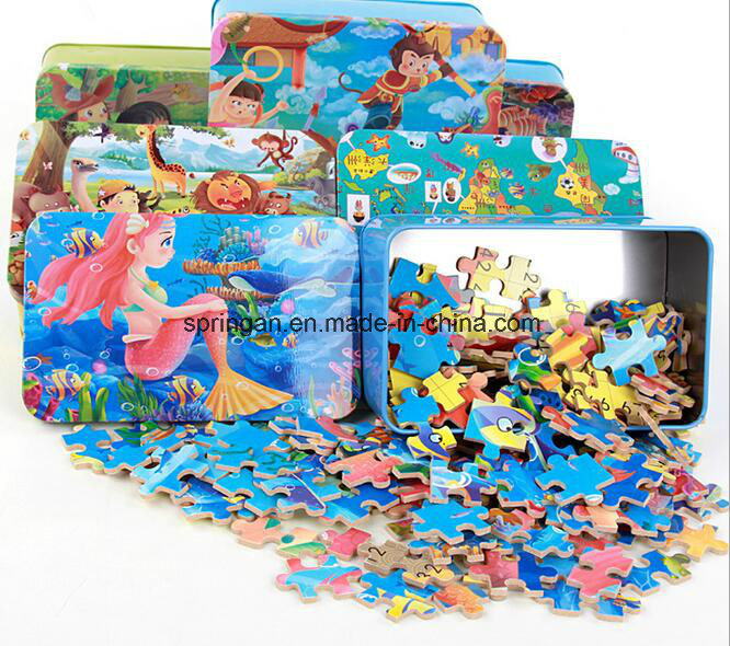 200 PCS Wooden Intellectual Puzzle Toys 2017new Toy pictures & photos