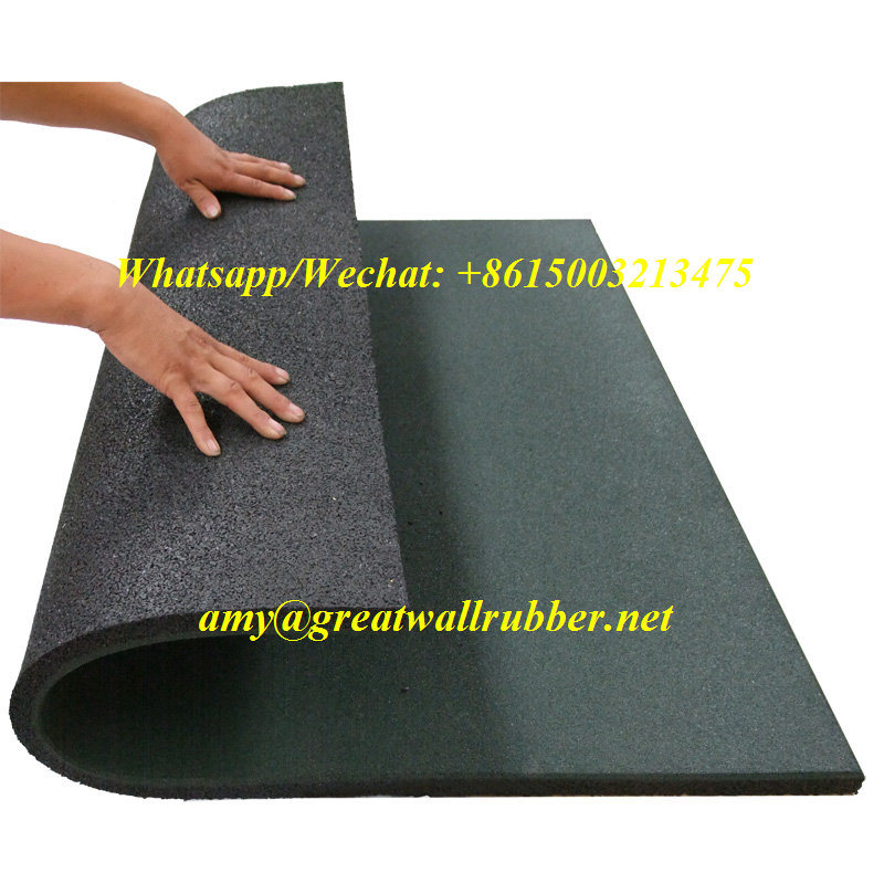 China 500500 Fitness Playground Gym Outdoor Rubber Floor Tile