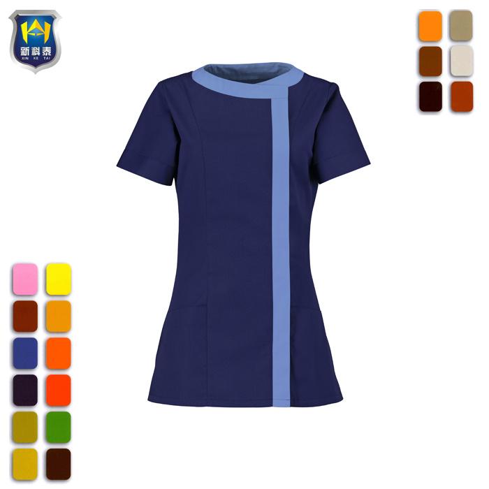 China wholesale cheap women salon spa uniforms china for Spa uniform china