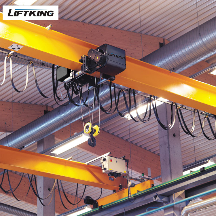 Overhead Bridge Crane, Liftking (EOT) Crane