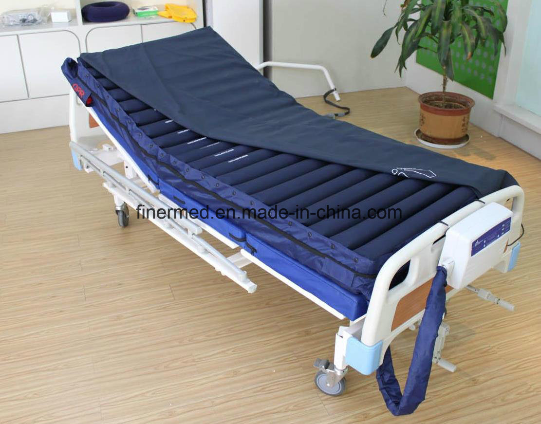 china anti decubitus alternating pressure mattress system with air