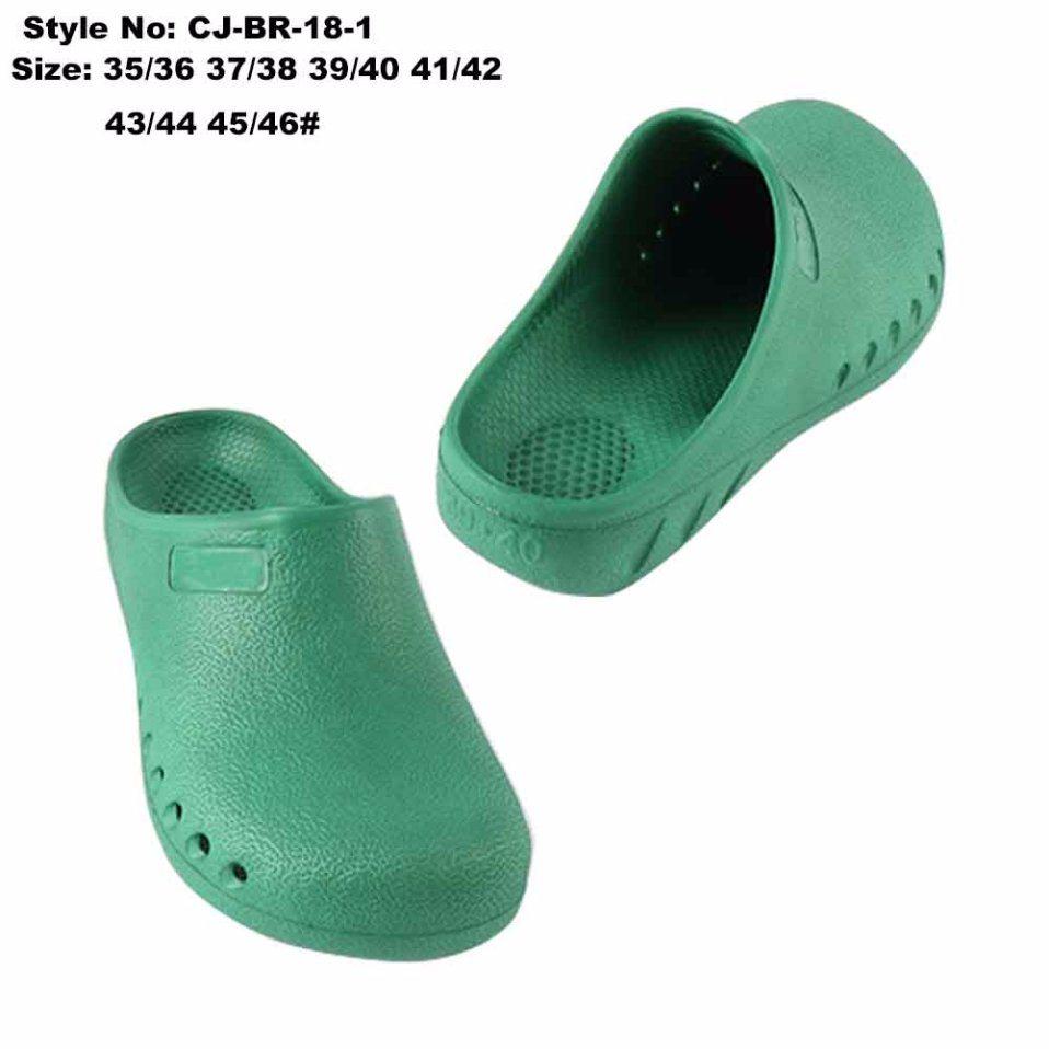 a7c6af7512803 China custom logo men eva hospital nurse dutch clog with holey soles jpg  958x958 Holey soles