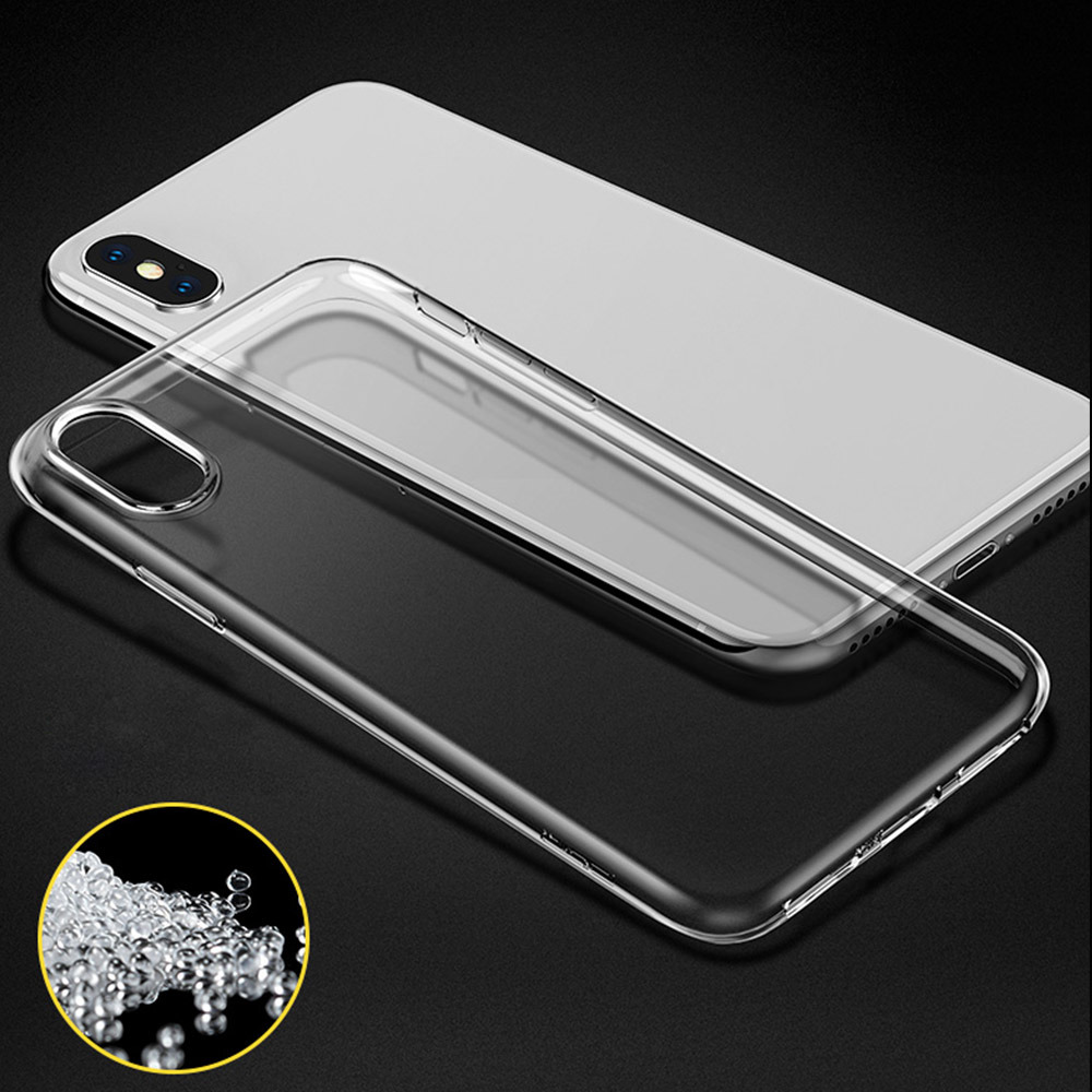 brand new 7b623 ea0bb [Hot Item] Wholesale Clear Hard Mobile Phone Case for iPhone X