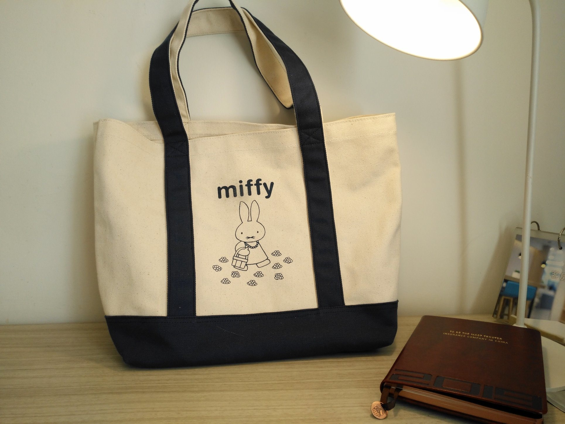 China Customized Canvas Tote Bag