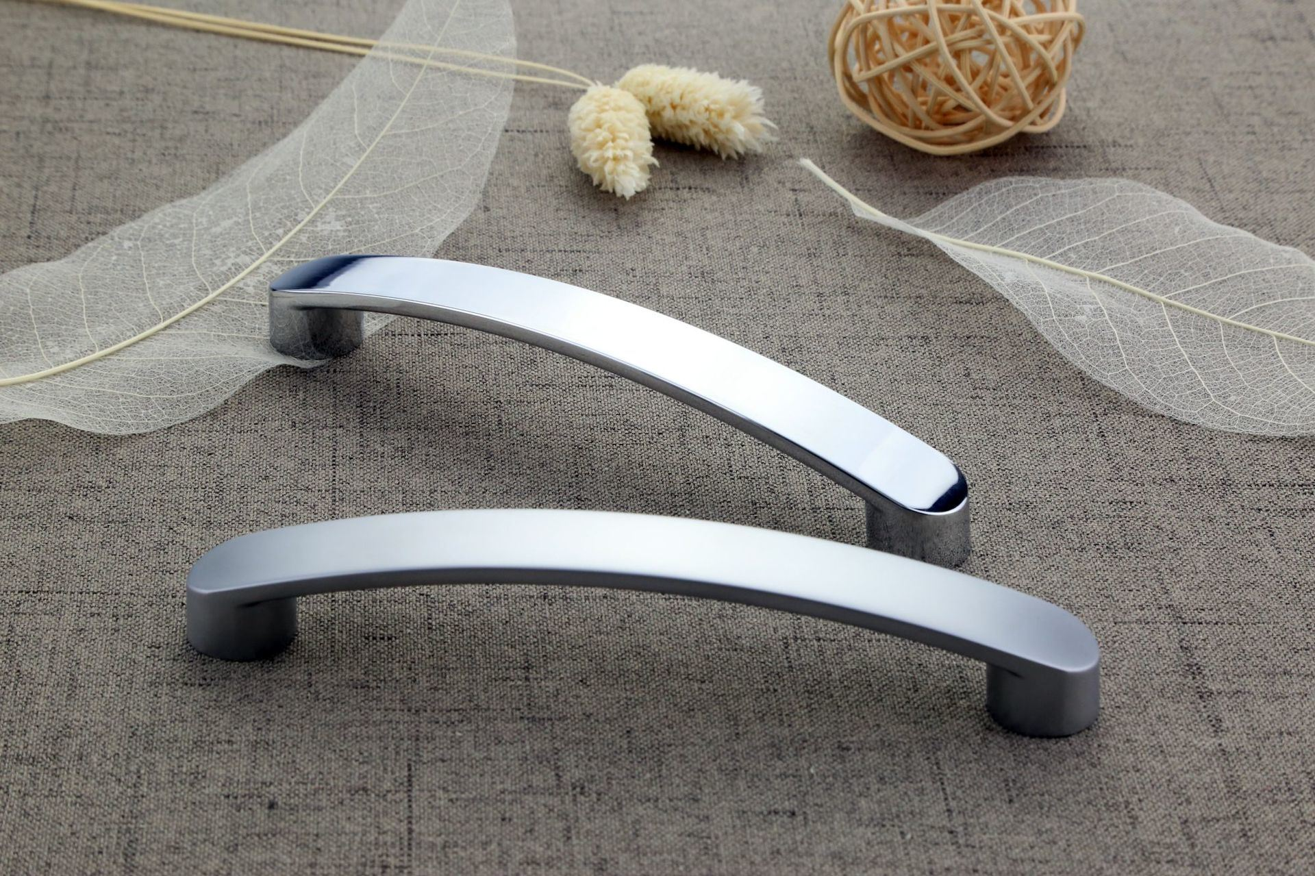Hardware Product Zinc Alloy Cabinet Drawer Dresser Handle pictures & photos