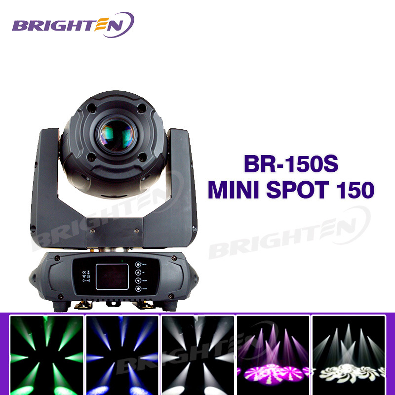 150W LED Mini Moving Head Spot Concert Stage Light