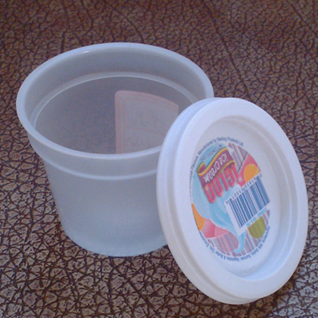Ice cream Tubs 4oz