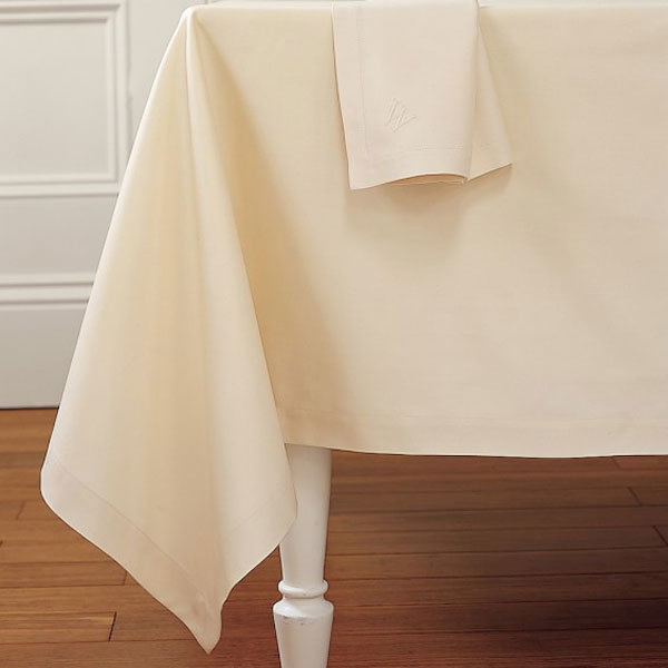100% Cotton/Panel Design/Hotel/Home/Wedding Napkins, Placemats, Table Runners, Tablecloth