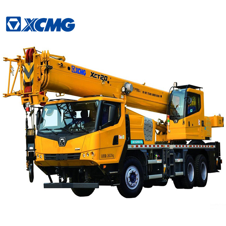 China Xcmg 2019 Brand New Xct20l4 20 Ton Hydraulic Mobile Truck Crane Price List For Sale Sizes China Luffing Tower Crane Truck Crane