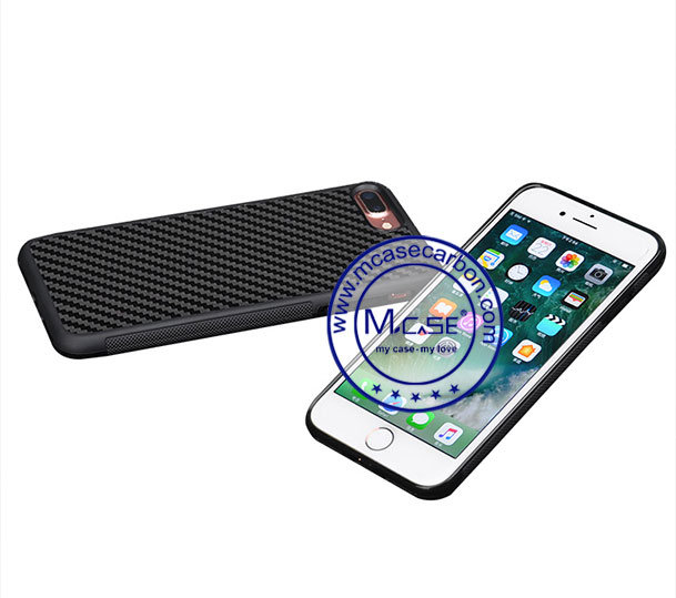 China Fashioned Professional Manufacture TPU PC and Carbon Fiber Phone Case for iPhone 7 Wholesale 2016