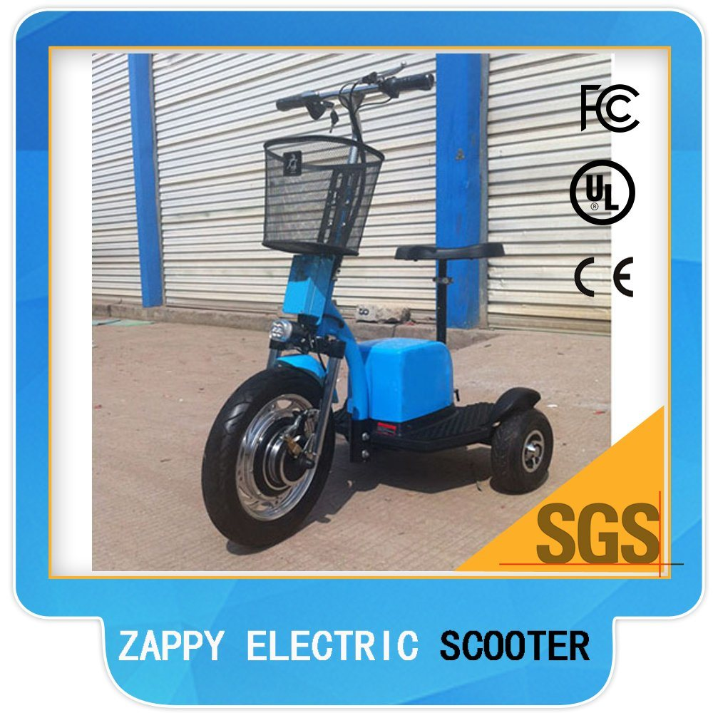 Electric Three-Wheeler/Motor Tricycle/Tuk-Tuks