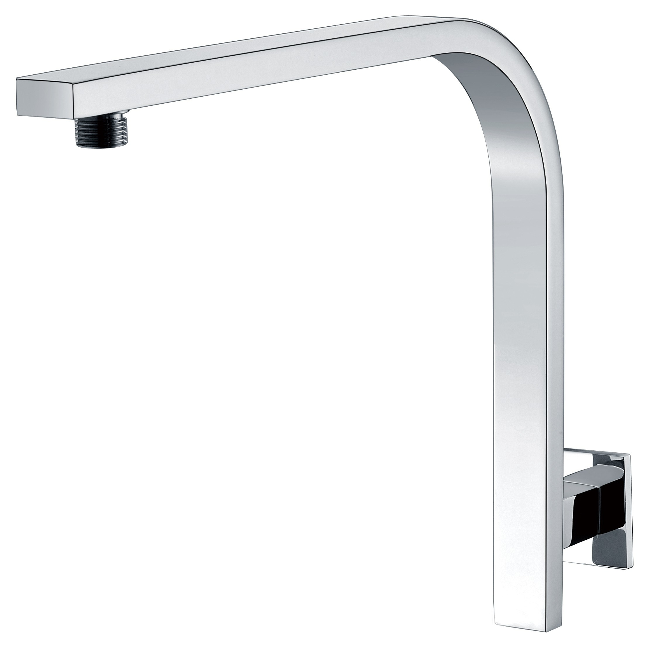 Picture of: China Square Brass Riser Rain Wall Shower Arm Extension China Shower Arm Shower Extension