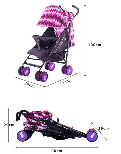 New Baby Pram Baby Carriage  Baby Stroller pictures & photos