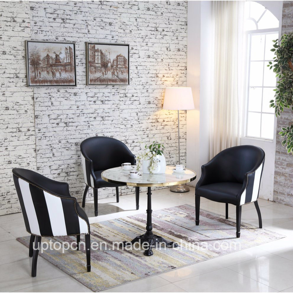 (SP-CT840) New Design Modern Solid Wood Table Chair Modern for Cafe
