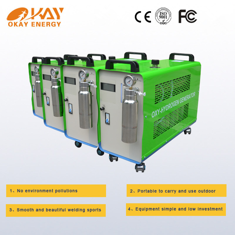 Hho Aluminium Welding Tools Equipment Brass Instrument Brazing Welding Machine pictures & photos
