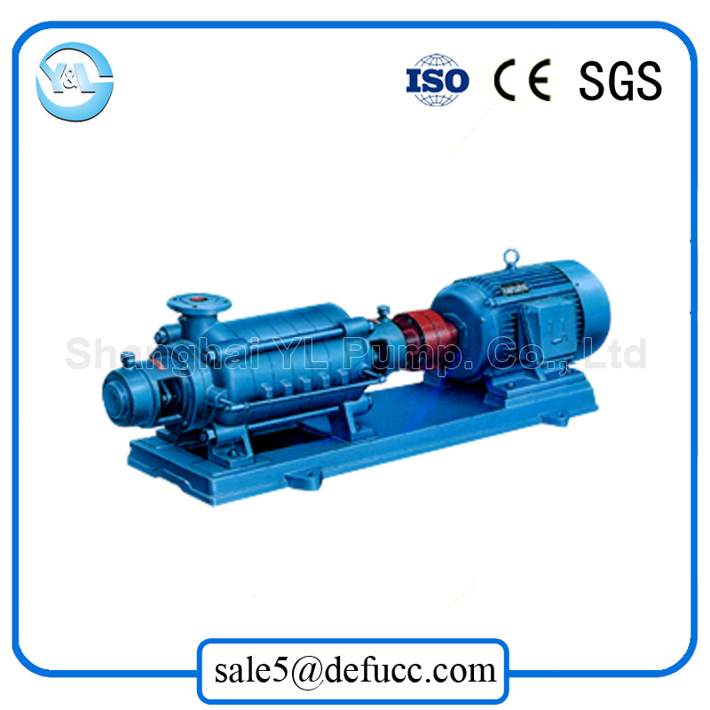 4 Inch Stainless Steel Multistage Centrifugal Pump for Chemical Industry pictures & photos