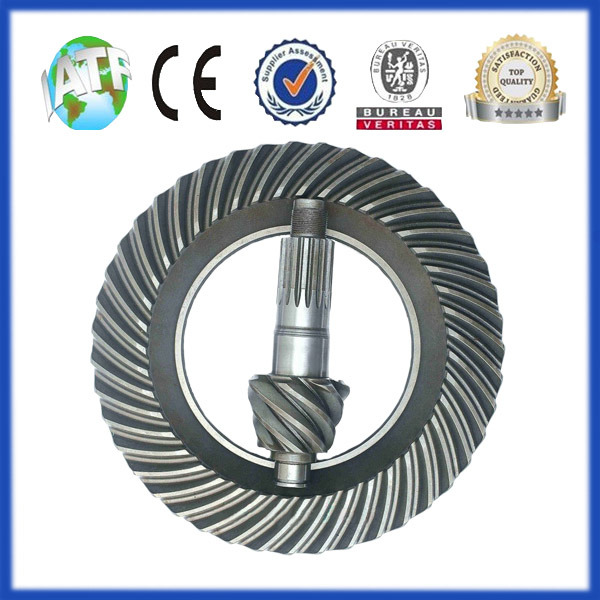 Nks Spiral Bevel Gear in Auto Axle (ratio: 7/43)