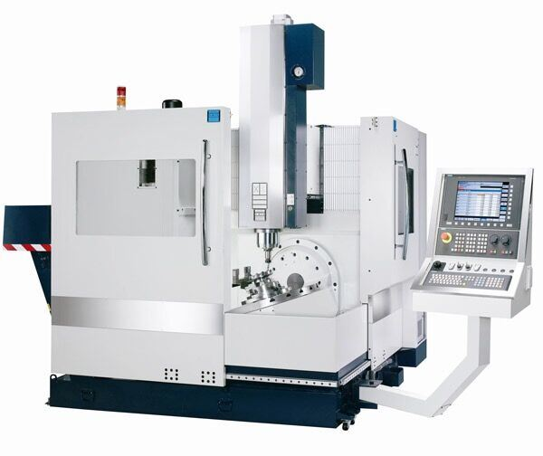 5-Axis CNC Universal Cutting Milling Machine Tools (DU650) pictures & photos
