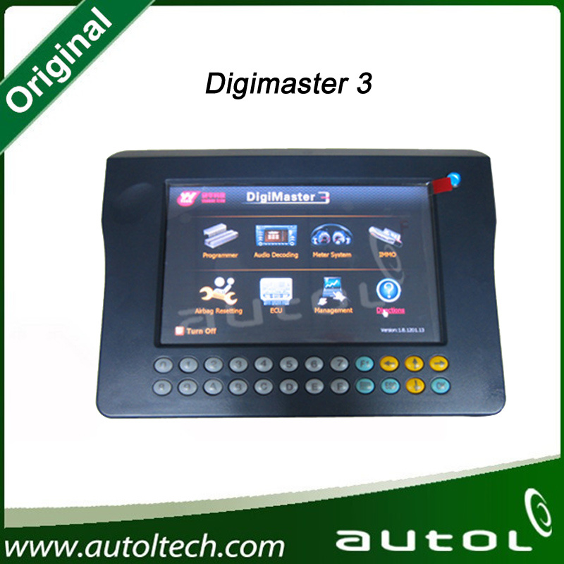 2016 Original Odometer Correction Master Auto Mileage Reset Tools Digimaster 3, Digimaster III From Authorized Dealer Update Online