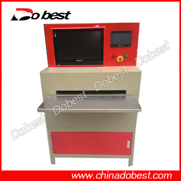 Hot Stamping Machine for License Plate pictures & photos