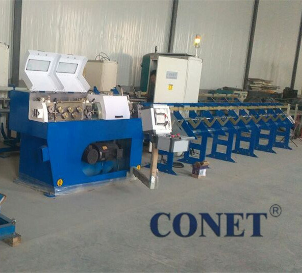 180m/Min. High Speed 1.6-6mm Wire Straight and Cut Machine with CE
