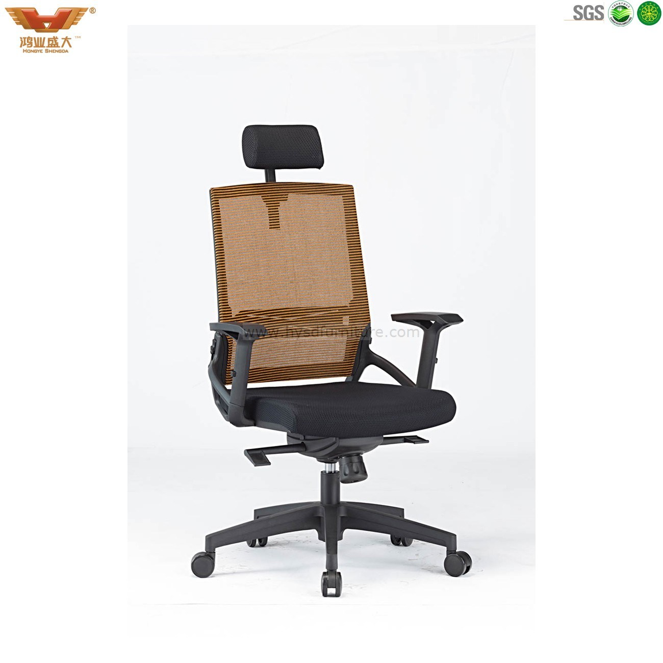 High Tech Modern Mesh Office Chair