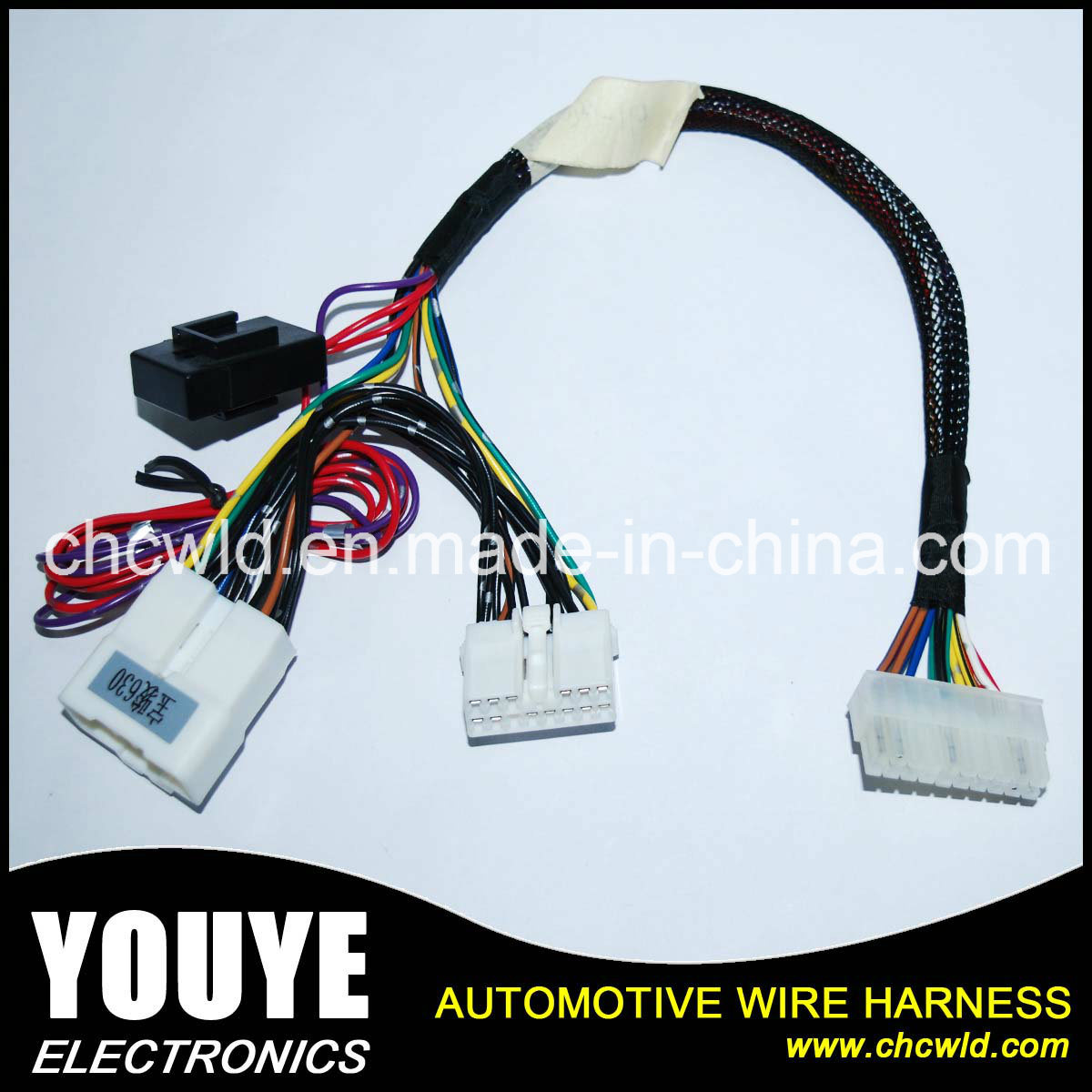China Electrical Power Windon Wire Harness For Saic Gm Wuling Wiring Automobile Baojun Car Cable