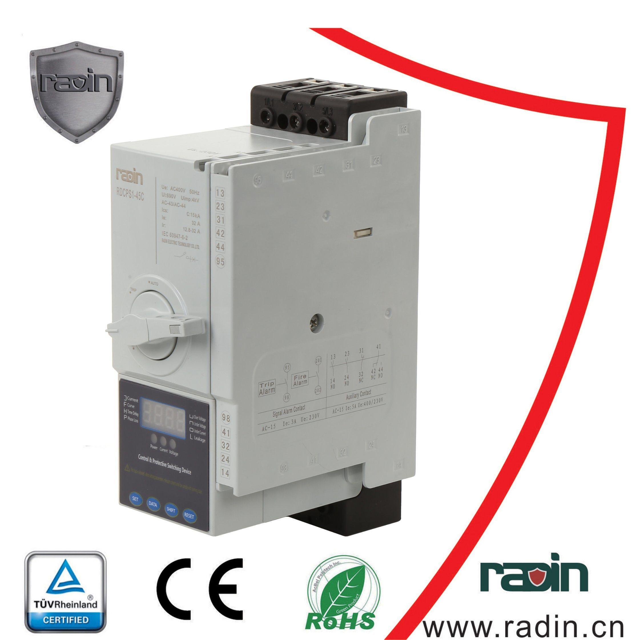 China Soft Starter Motor Control Relay & Isolator Switch Kb0 (RDCPS ...