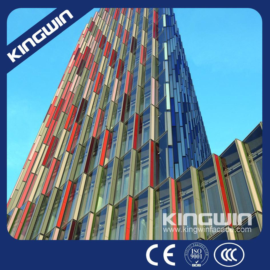 Facade Curtain Wall : China innovative facade design and engineering