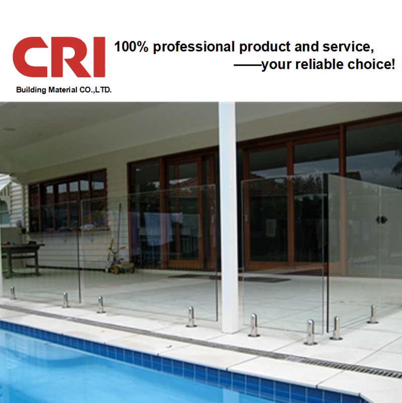 [Hot Item] Swimming Pool Glass Curtain Wall Price