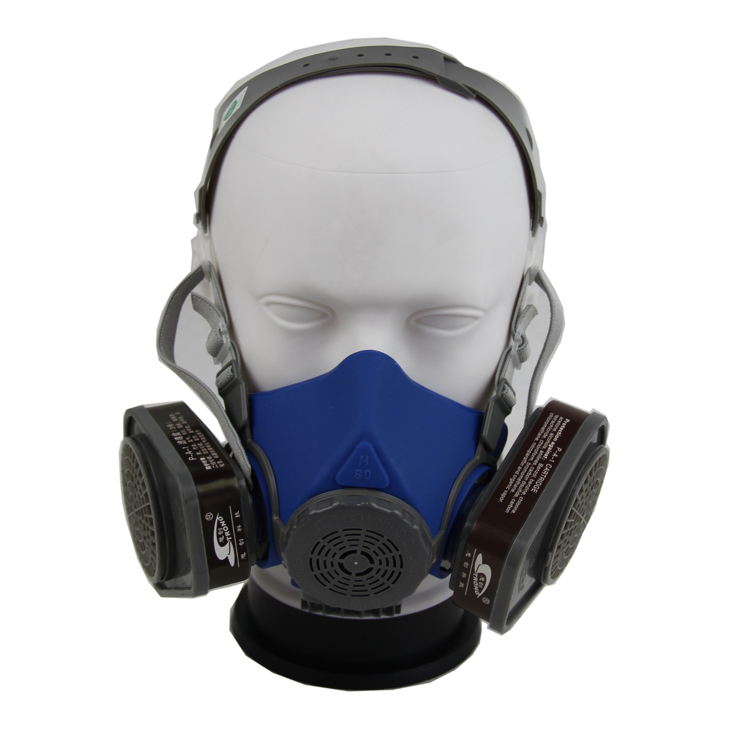 Gas Half hot Face Mask Shield Item Manufacture Filter Antivirus Respirator China