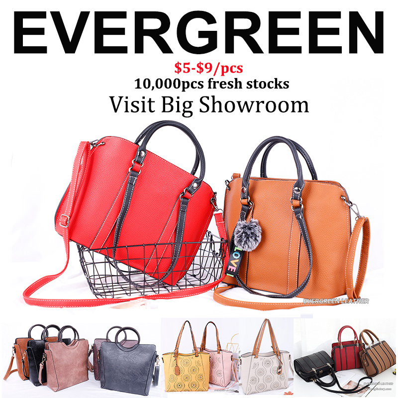 China 18 Yrs Professional Leather Handbag Manufacturer 2 Factories 1 Showroom Customized Order Expert Over 3500 Fashion Designs Accept Small Moq