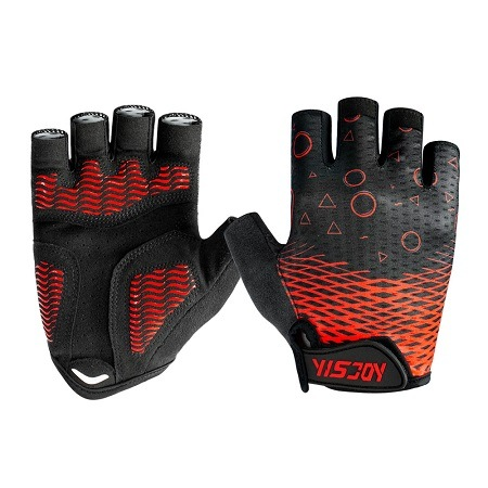 MTB Cycling Gloves Half Finger Bicycle Motorcycle Fingerless Gloves Breathable