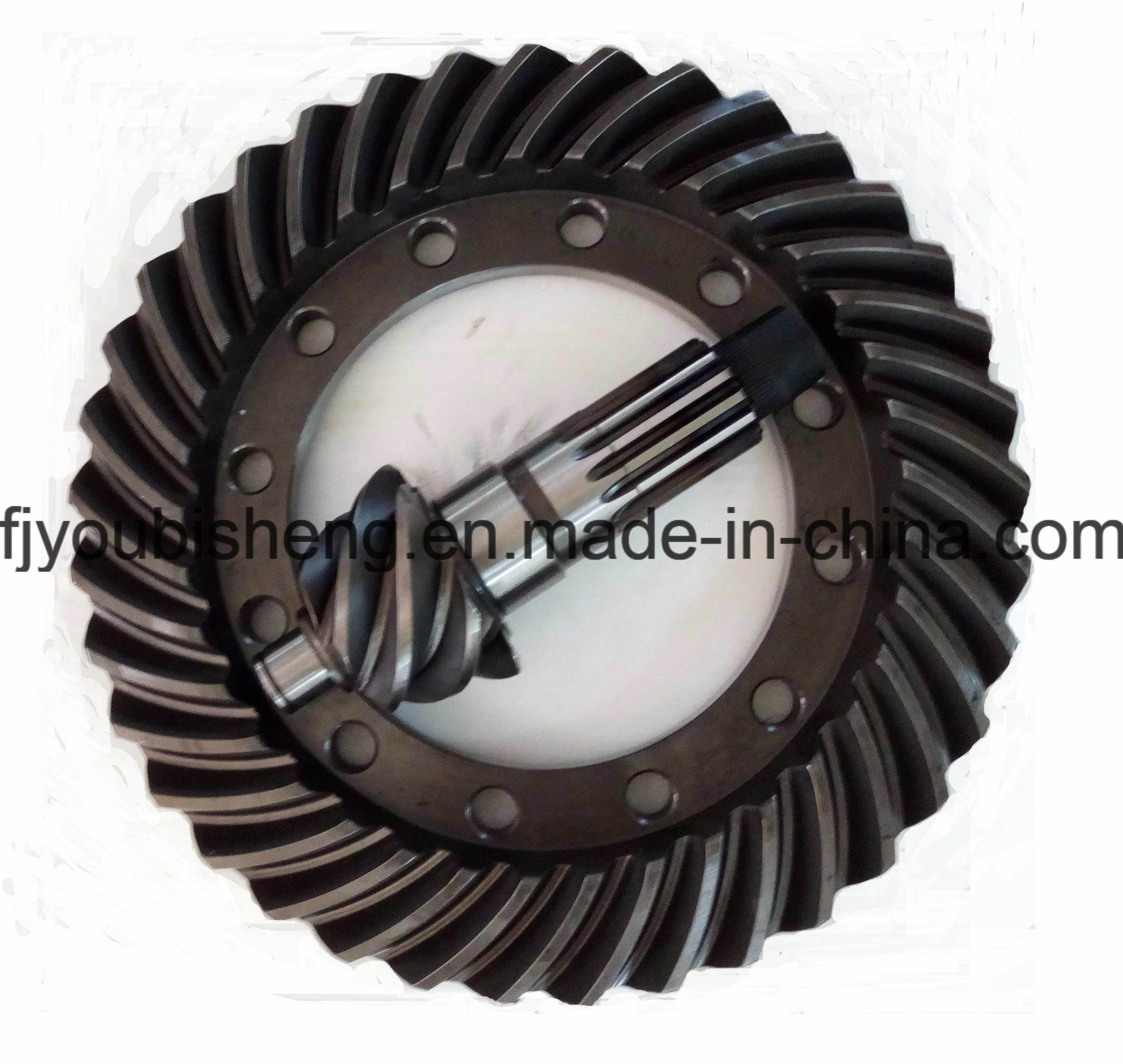 PS125 Crown Wheel & Pinion for Mitsubishi/Fuso/Canter Final Gear