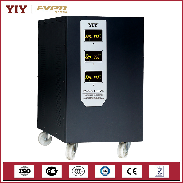 China High Power 15kVA Home Electrical Generator Voltage Stabilizer ...
