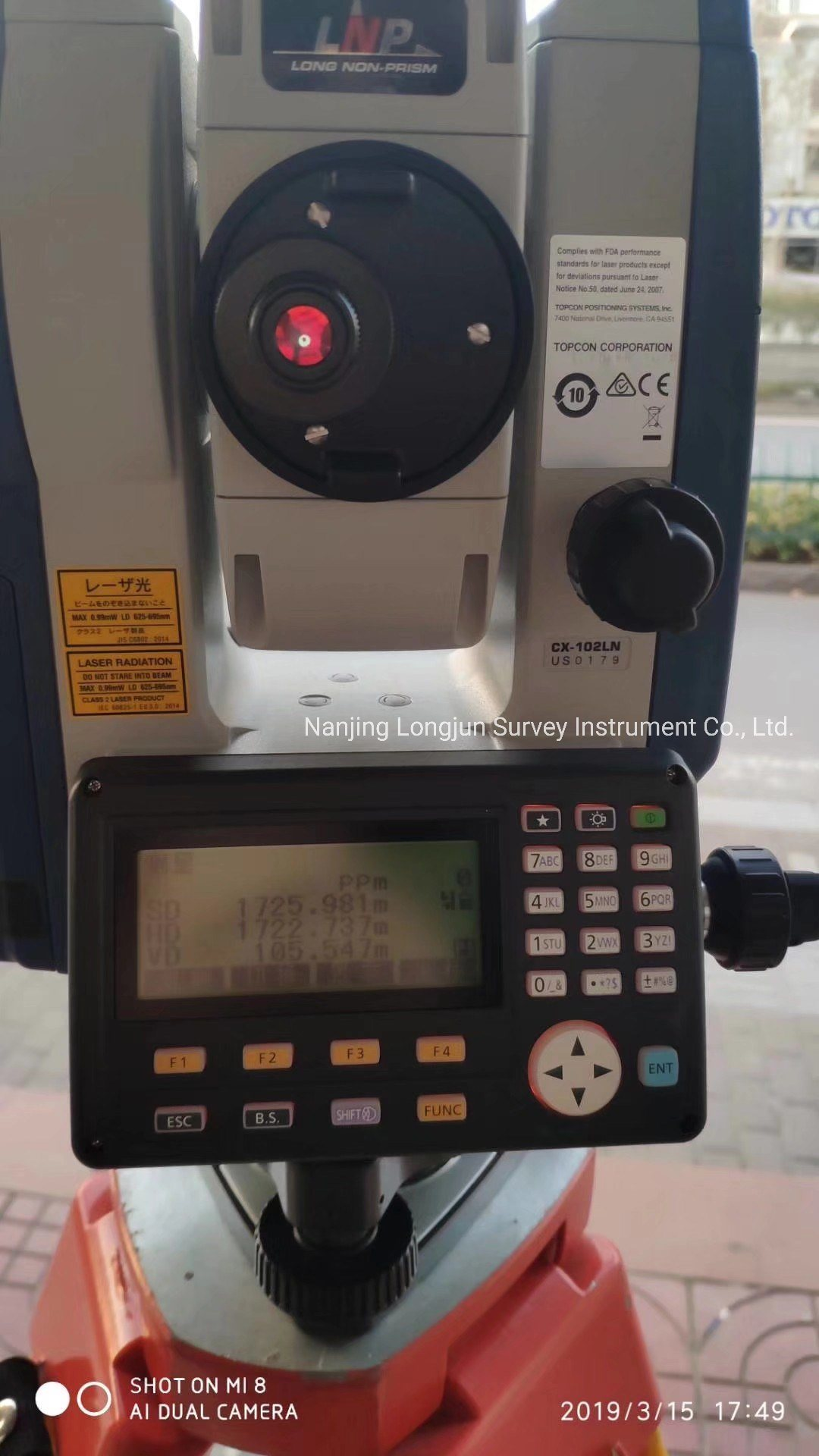 China Sokkia Total Station, Sokkia Total Station Manufacturers, Suppliers,  Price | Made-in-China com
