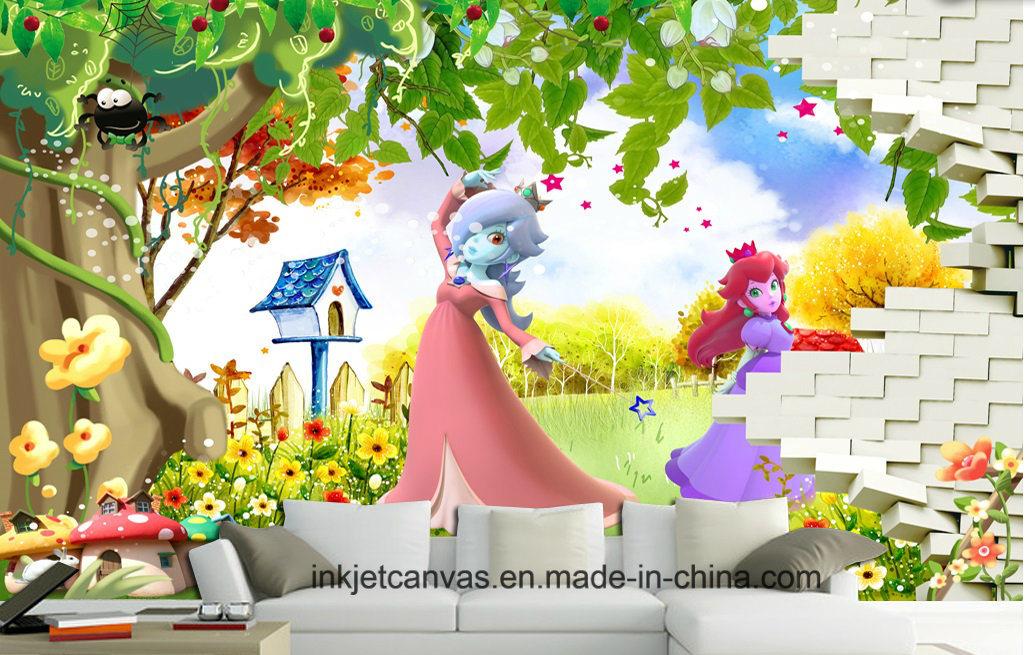 China Cheap Blank Wallpaper For Digital Printing Photos
