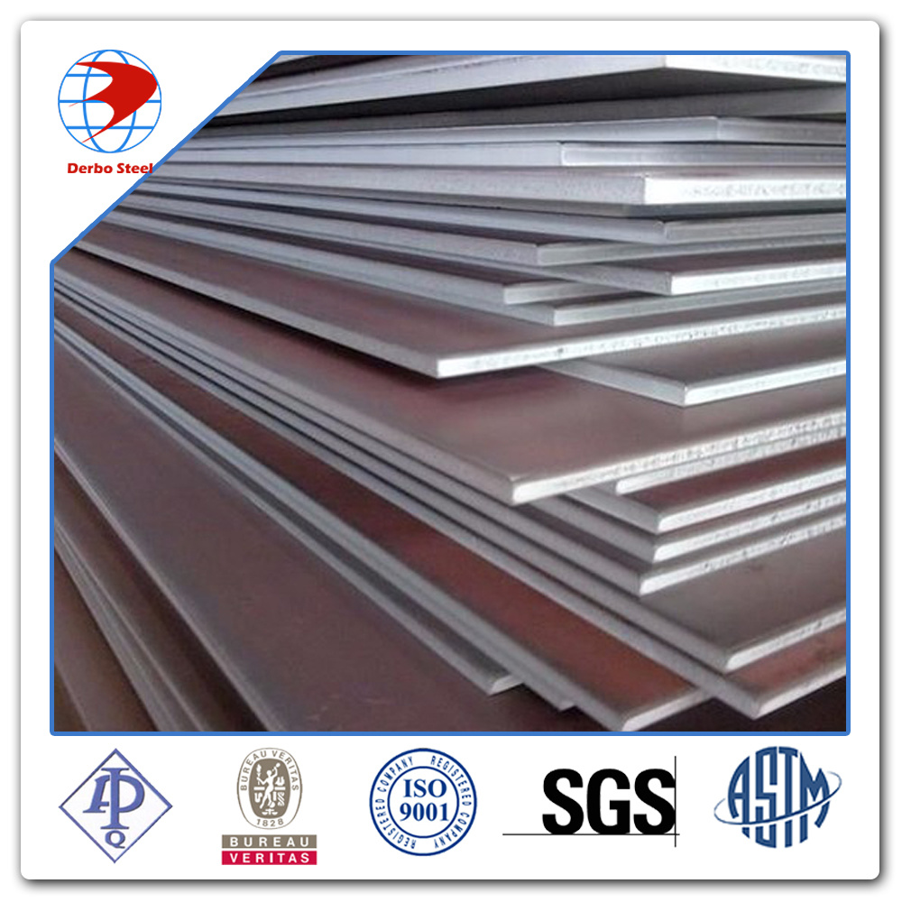 China Thickness 6mm Grade A Hot Rolled Corten Steel Plate China