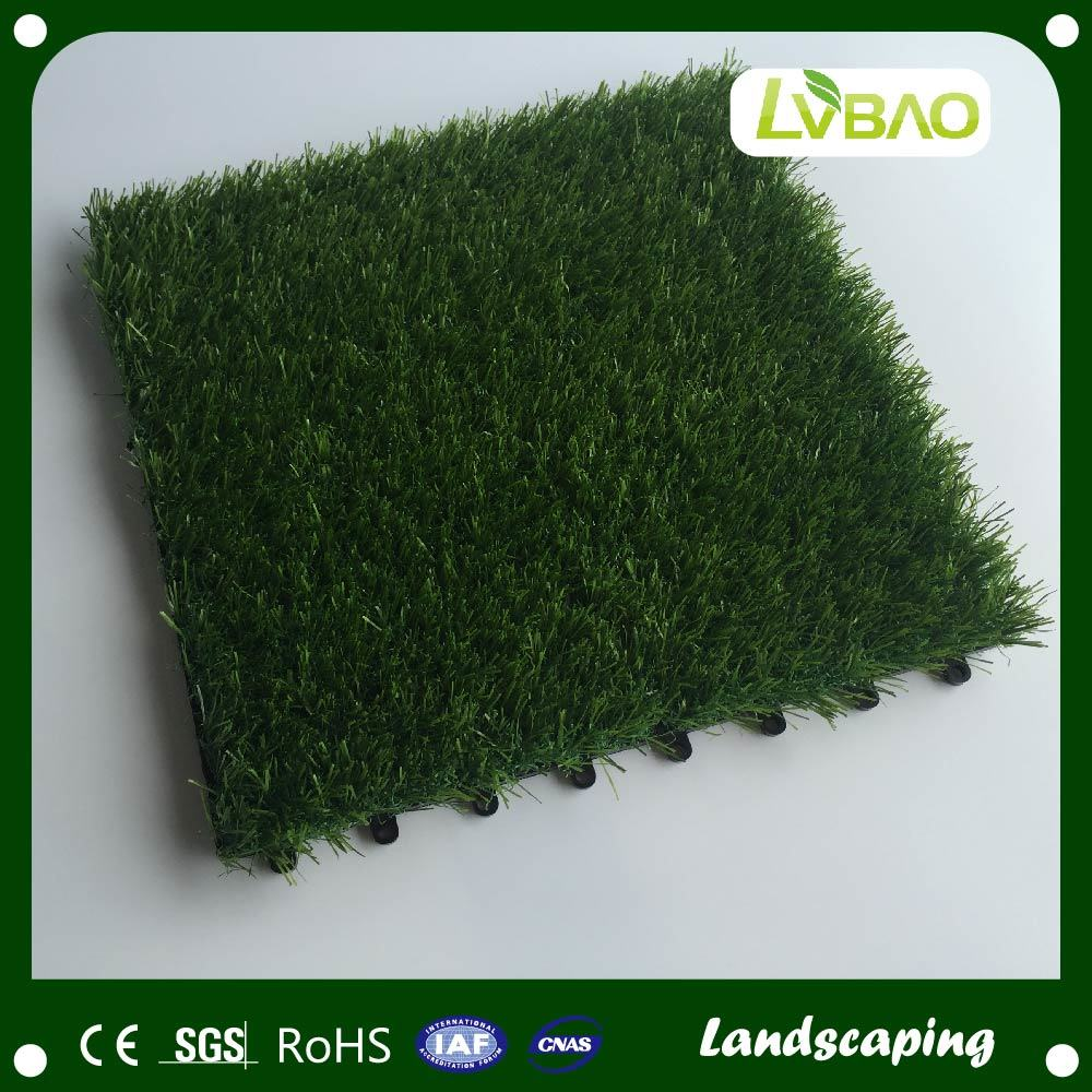 Environmental Friendly Colorful Kindergarten Artificial Grass with Cartoon pictures & photos