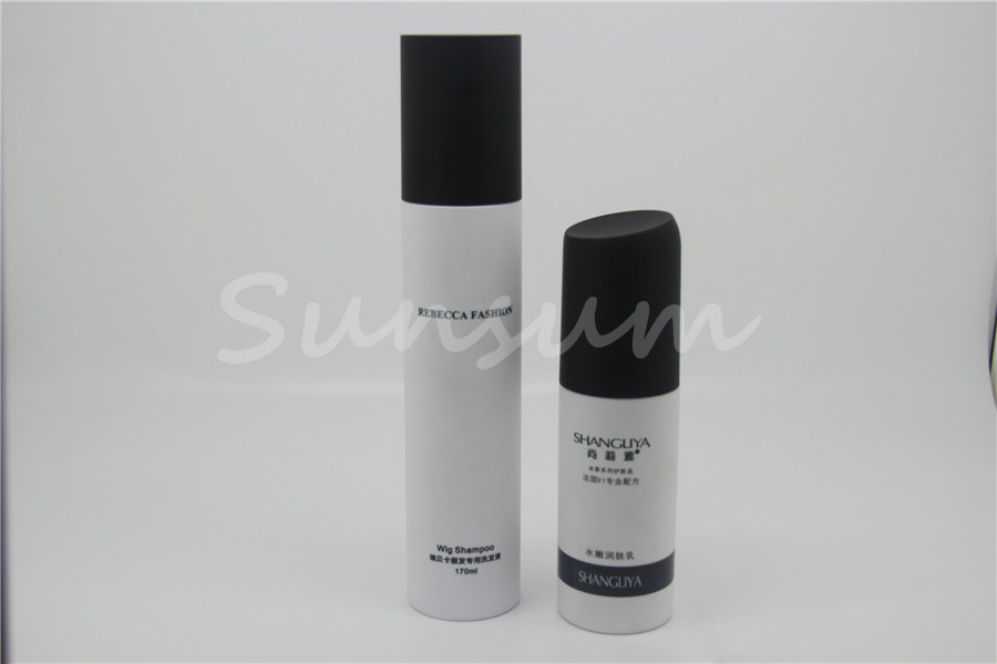 Design Lotion Toner Emulsion Shampoo Plastic Container Bottle Cosmetic Products pictures & photos