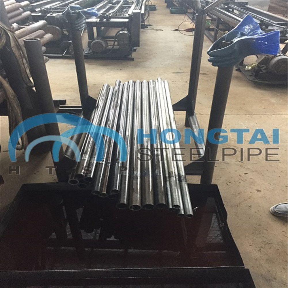 En10305 Cold Drawn Carbon Seamless Steel Pipe for Auto Bushing pictures & photos