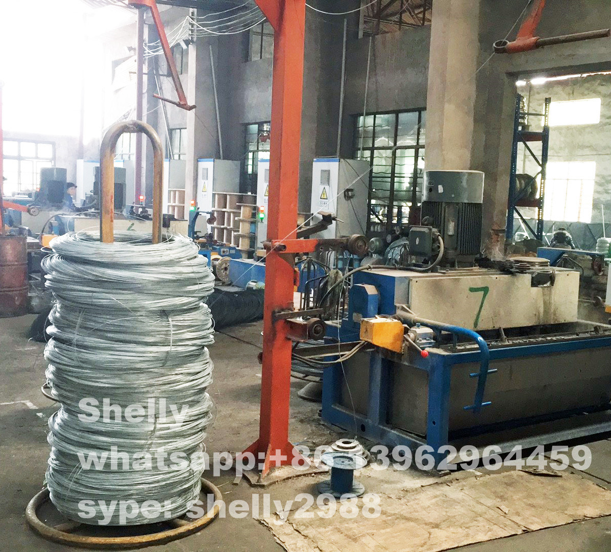 Wholesale China Products Wire for Steel Fibre, Steel Wire for Steel ...