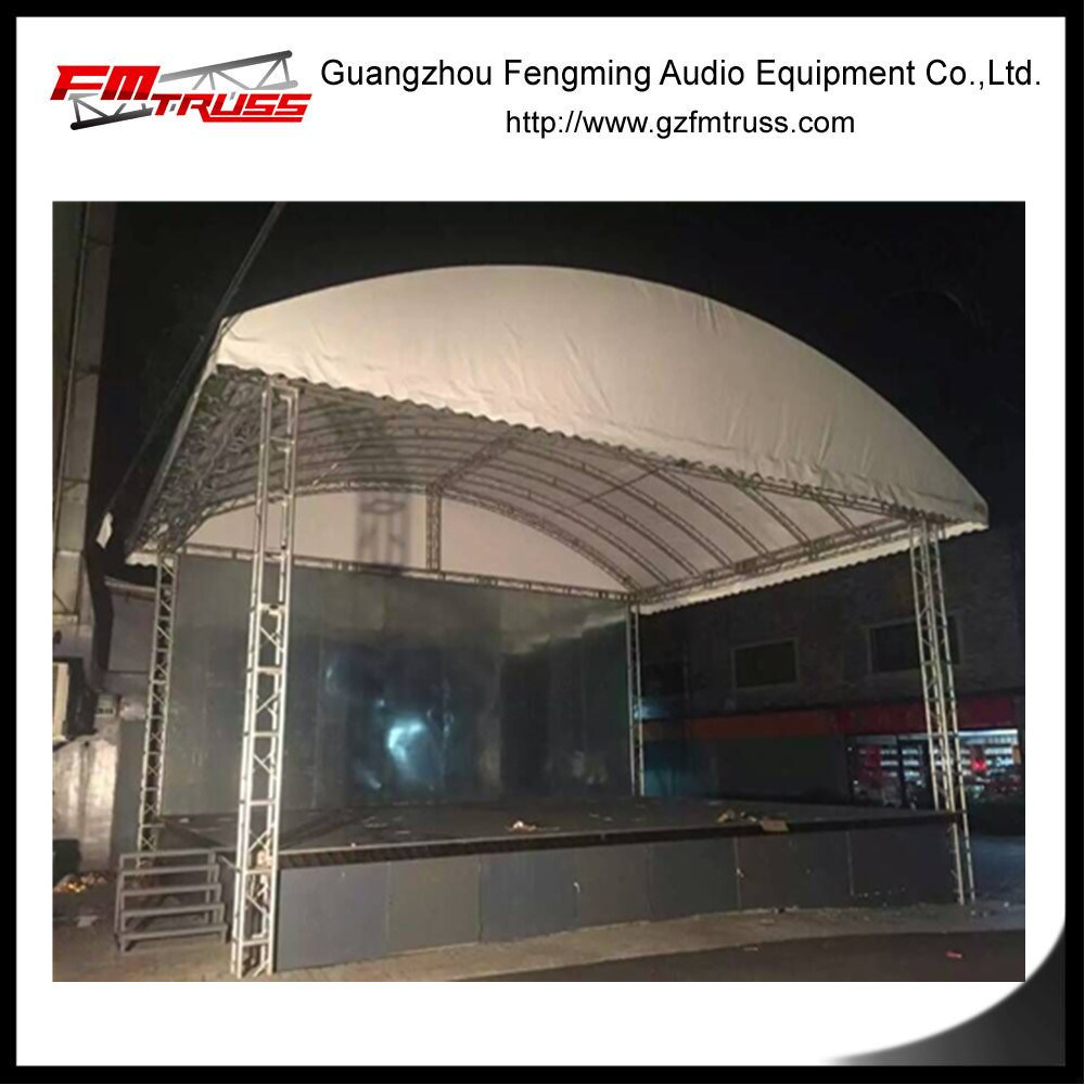 Event Stage Truss Equipment For Hanging Lighting